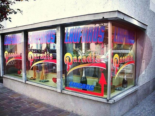 Laufhaus Paradis | Spitalgasse 9 | Klagenfurt | Laufhaus
